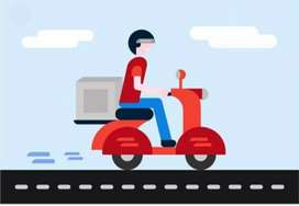 Urgent hiring for delivery boy food home delivery