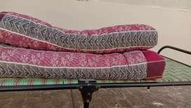2 New Fiber Cotton Razai
