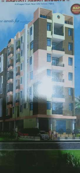 3 bhk flat for sale at the main khagaul road