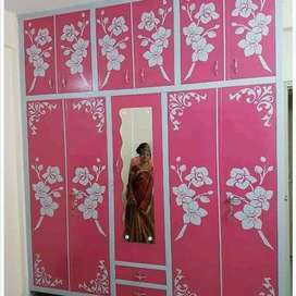 Wall fitting cupboard...