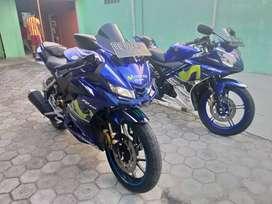 Yamaha R15 Movistar Dua Generasi