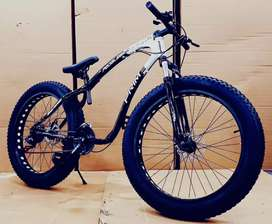 NEW FAT FOLDING CYCLES WITH 21 GEARS