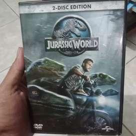 DVD JURASSIC seri ke- 4