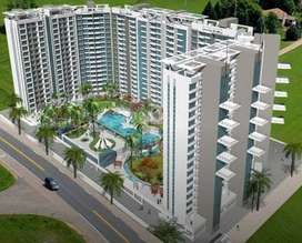 A 3BHK flat for sale in good building in Ulwe.