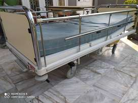Medical automatic bed