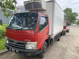 Truck Toyota Dyna Rino 110 ET Box Pendingin 2013