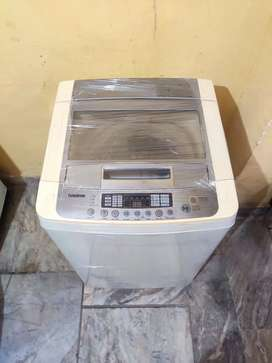 LG top load fully automatic washing machine with 1 year full warranty