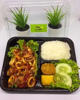 Nasi catering | nasi box | nasi kotak