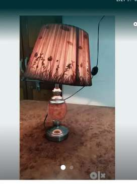beautiful lamp with high and low light function