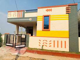 165sqrds 3bhk 1375 sq feet independent house available at Nagaram