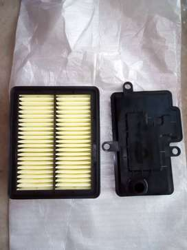 mitsubishi mini pejaro gear& air filter super genuine