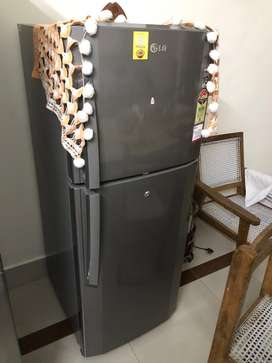 LG - double door, 2013 model, 240 ltrs fridge