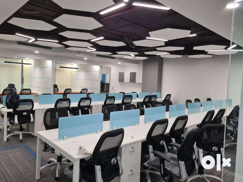 lavish office available at privileged location