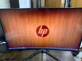 """Brand new curved monitor 32"""""""