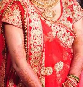 WEDDING LEHNGA.