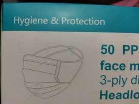 Masker Hijab Anti Virus
