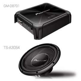 Paket monoblock pioneer ( Megah top )