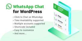 WhatsApp Chat For your Business only 500 Rupees  Hurry!