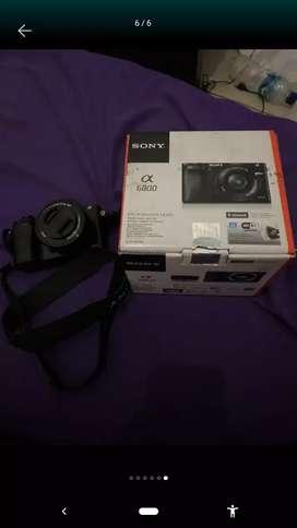 Jual Sony a6000 BUC