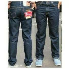 Celana jeans standar garment