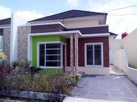 Rumah Minimalis, Berkualitas, Terjangkau Di Pekanbaru Timur