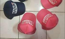 topi sablon custom murah desain bebas