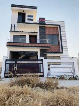 Double story house for sell