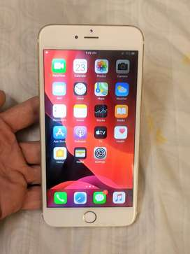 Iphone 6s +Plus  16 GB  non PTA Approved Bypass