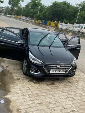 Hyundai Verna Petrol 20000 Km Driven with zero depth insurance