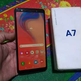 Samsung A7 2018 6/128GB bisa tukar tambah