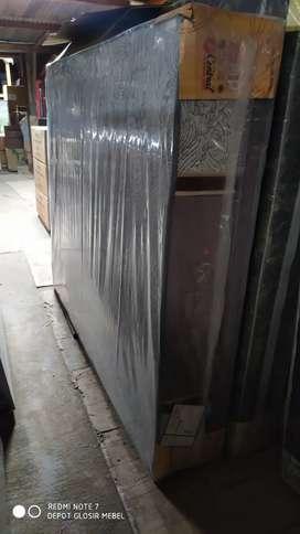 Kasur springbed central flustop 160 x 200 x 33 cm