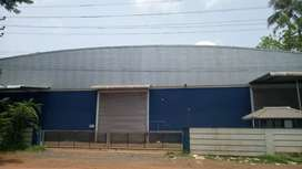 11000 & 5700 Sqft Godown For Rent Near Thondayad Bypass