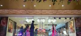 Ground floor full furnished shop/ showroom / service centre in lalpur