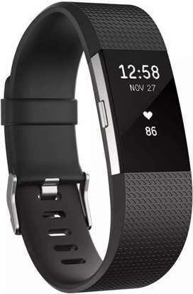 Fitbit charge 2 smartwatch + two bands