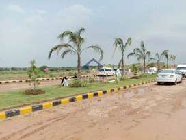 8 Marla Residential Plot for Sale in Abdullah City