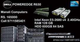 Dell Poweredge R630 Rack 1U Server