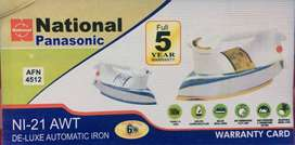National Iron (Brand New), Very Cheap