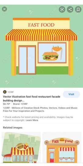Fast food helper