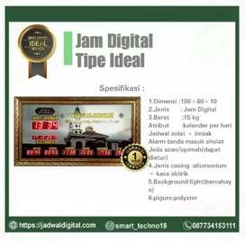 Sedia Jam Digital Murah Ideal