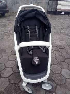 Jual Stroller Greentoom warna hitam