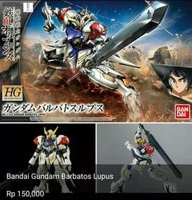 Bandai HG Gundam Barbatos Lupus