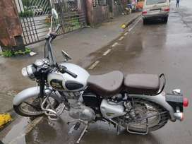Royal Enfield bullet 2016 second owner