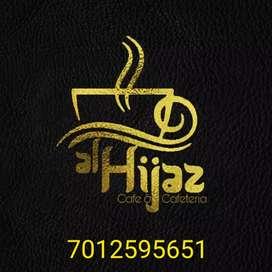 Hiring @ Malappuram | Al Hijaz Cafe and Cafeteria