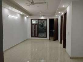 3 bhk builder floor in saket