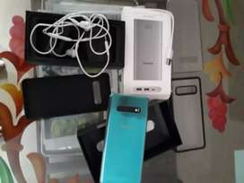 Samsung s10+ 8gd RAM 128ROM gd condition 3 month used