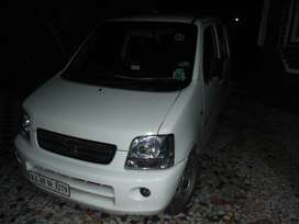 Wagon R 2006 white in Excellent condition - kottayam
