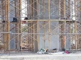 Konstruksi besi bertingkat untuk proyek dan bangunan tinggi