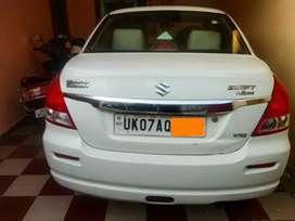 SWIFT DZIRE 2012 VXI (GOVT. OFFICER CAR)