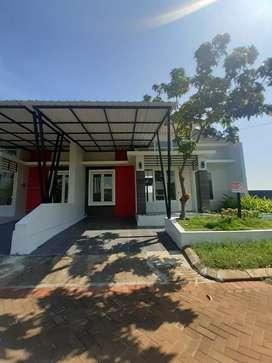Rumah baru, Free Canopy carport