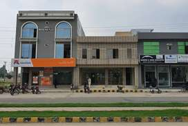 Commercial Plaza For Sale In A Block Central Park Housing Scheme